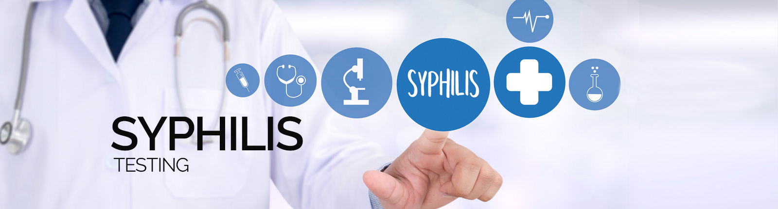 private syphilis testing London