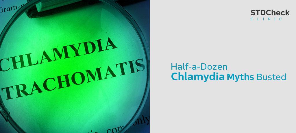 Half-a-Dozen Chlamydia Myths Busted