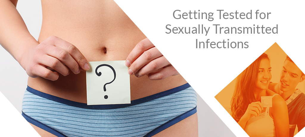 Getting Tested for Sexually Transmitted Infections