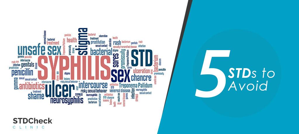 5 STDs to Avoid