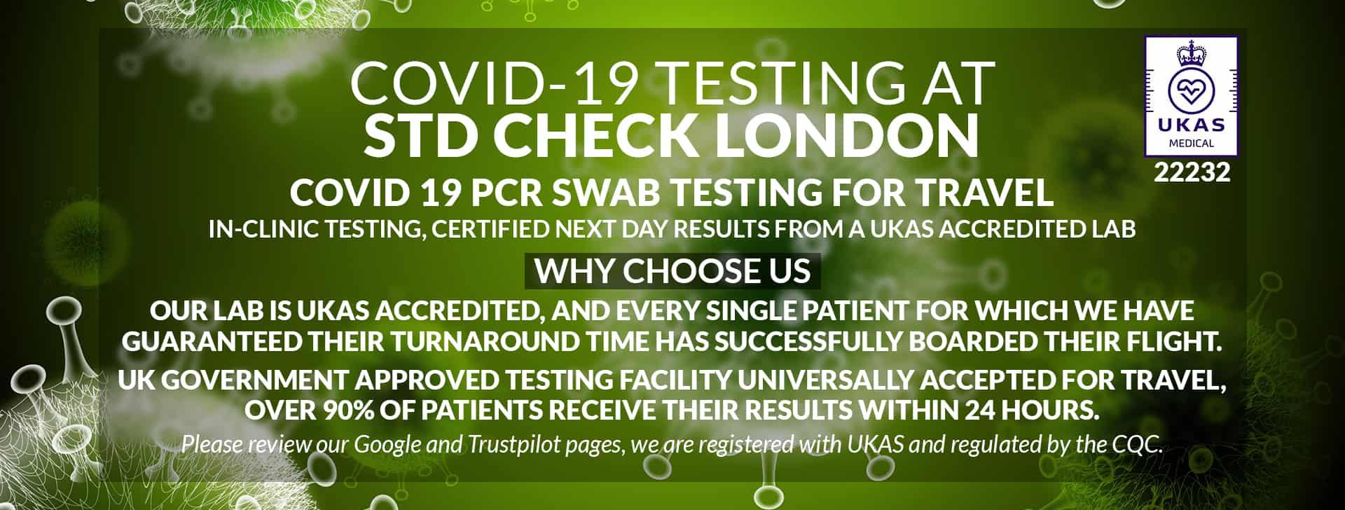 Covid-19 Corona Virus Antigen Swab Test